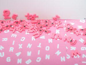 letras naming